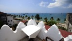 utsikt från tak restaurangen...