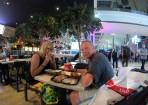 frukost i Dubai...