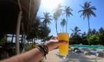 pinnaple juice...