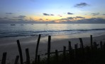 soluppgång...