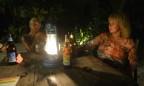 ölen är kalla och kvällen varm...