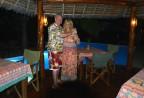 du borde kanske tänka på din klädcombo lite till nästa resa, hur många år har badshortsen hängt med nu, nio år eller...inköpta i Key West 2011...