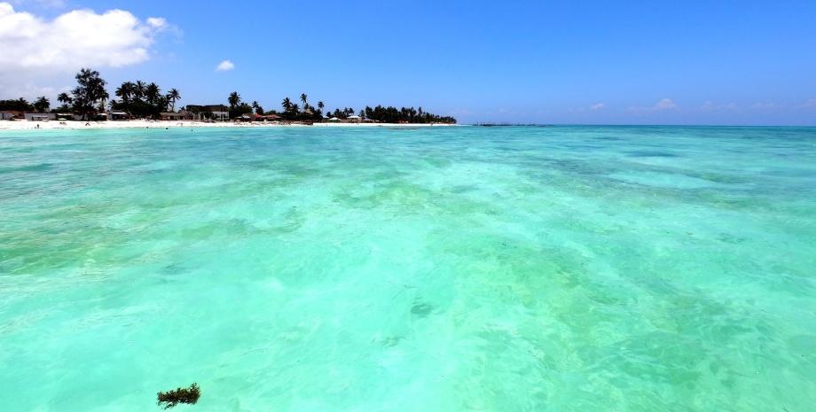 Nungwi beach...