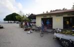fiskmarknaden på morgonen...