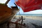 snart är det denna båtens tur att segla på havet...