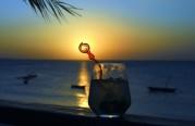 solnedgång Nungwi...