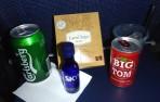 flyg-frukost till Dublin...