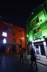 dom gillar gubb-rock i Dublin...