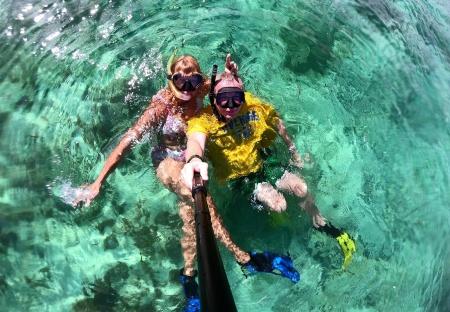 snorkelfoto...