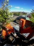 utsikt från taket...