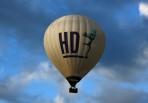 ballongflygning...