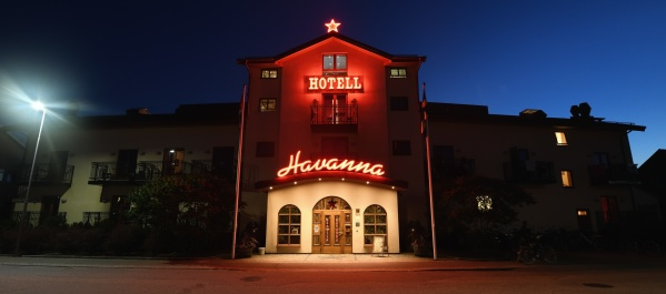Hotell Havanna Varberg...