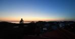 utsikt från takbaren på Havanna...