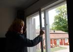 myggfönstret passar ju inte...