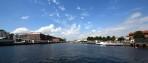 """Karlshamn besökte vi men det var mest för att avlägga en visit på """"bolaget""""..."""