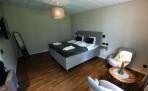 vårat rum, jättesköna sängar...