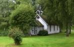 världens minsta kyrka, tror jag i.a.f...