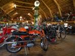 Björkenäs Moped och Motorcykel museum...