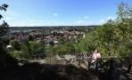 ca 600 trappsteg tur och retur upp på Ramunderberget...