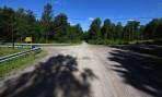 """en riktig """"crossroad"""" inte så vanligt i Sverige längre..."""