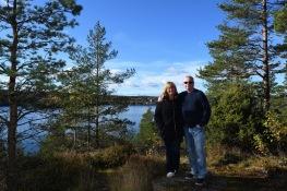Krokfors, Dalsland 16 okt 2020...