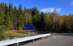 nu åker vi in i Värmland...