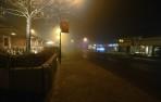 Årjäng i dimma...