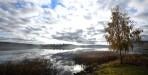 vi stannade vid Västra Silen denna vackra förmiddag...
