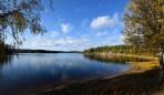 okänd sjö på väg mot Båtsnäs...