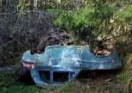 Båtsnäs bilkyrkogård...