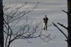 filminspelning på isen...