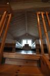 loftet...