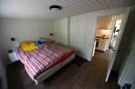vårat sovrum, det fanns ett likadant till...
