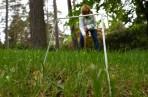 gräset var för högt...