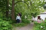Karl Fredriks trädgårdsgunga...