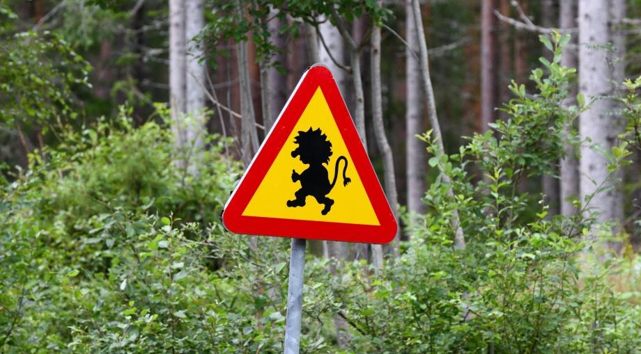 Varning för troll...