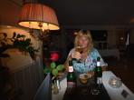 skål och tack för en fin semester i Dalarna min livskamrat...