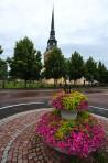 Mora kyrka...