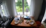 frukostbordet...