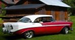 härliga bilgrannar, Chevrolet Bel Air 1956...