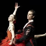 Dansare från Kungl