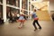 Den ryska dansensemblen Druzhbua vid Dans i skolan-biennal 2014, foto av Hans-Olof Utsi_3