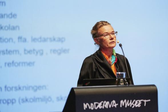 Eva Bojner Horwitz. Foto: Hans-Olof Utsi