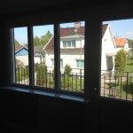 3 luft fasta med fönsterdörr