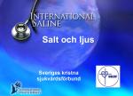 Klicka på bilden för att läsa mer om Saline.