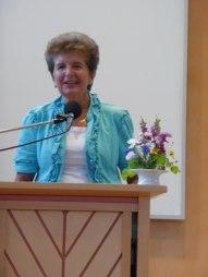 Liselotte J Andersson undervisade under lördagen och söndagen..