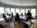 I matsalen på Fjällsätra