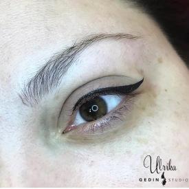 tatuera eyeliner malmö