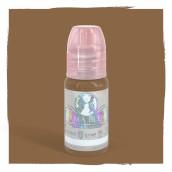 Tan - Ett varmt och ljustbrunt pigment för blonda kunder eller för att värma upp andra färger.