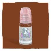 Roxy Brown - Detta en varm rödaktig / brunt pigment. Den kan användas till rödhåriga kunder.